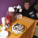 Petteri ja Lempi-kakku