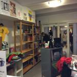 Oulun myymälän syntyvaiheita
