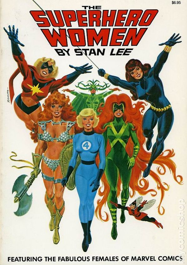 superhero-women-stan-lee